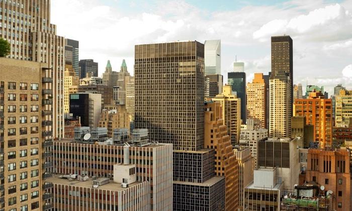 Hilton Garden Inn New York Manhattan Midtown East In New York Ny Groupon Getaways
