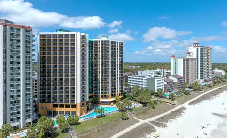 Image Placeholder For Oceanfront Resort In Myrtle Beach