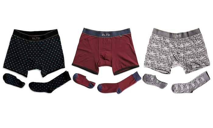 d1798835c5b84 Up to 50% Off Matching Underwear & Socks from Related Garments