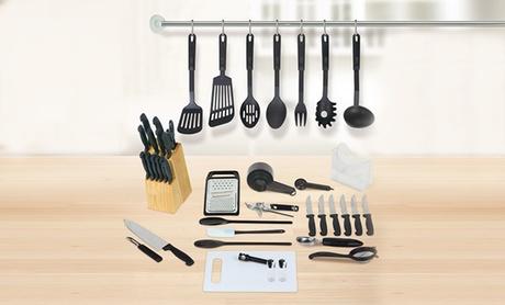 Kitchen Essentials Set (51-Piece) 31f9fa6c-ac1a-11e6-aaee-00259069d7cc