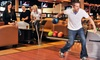 CineBowl & Grille - CineBowl & Grille at First and Main: Bowling, Shoe Rentals, Pizza, and Soda for Up to Four or Six at Blacksburg CineBowl & Grille (43% Off)