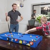 """Sport Squad BX40 40"""" Table-Top Billiard Table with Accessories"""