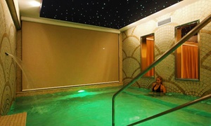 Grand Hotel Forlì: Percorso Spa di coppia, sauna, idromassaggio, bagno turco e camera day use presso Grand Hotel Forlì (sconto fino a 53%)