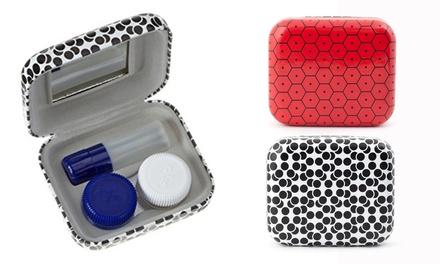 Kikkerland Contact Lens Kit Case