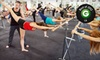 Cardio Barre Woodland Hills - Warner Center: $39 for 10 Barre Classes at Cardio Barre Woodland Hills ($150 Value)