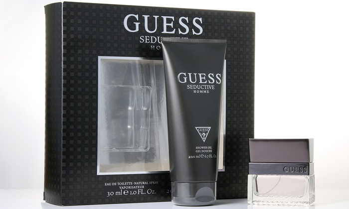Up To 36 Off On Guess Mens Fragrance Set 2 Pc Groupon Goods