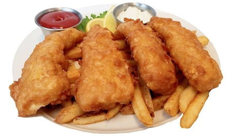 Dinner or Lunch for Two, Four or More at Finnegan's Grill (Up to 42% Off) 9ac88b98-de2a-4217-8a96-bd0629676543