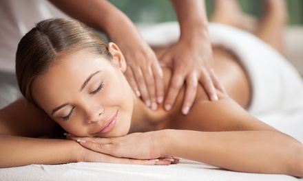 60- or 90-Minute Swedish Massage from Rachel Henson (Up to 55% Off)