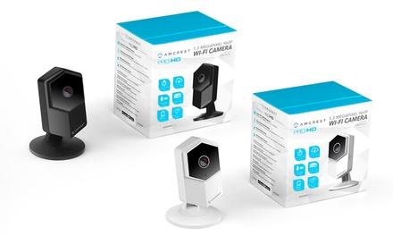 Amcrest UltraHD Shield 2K Dual-Band WiFi Video Security IP Camera