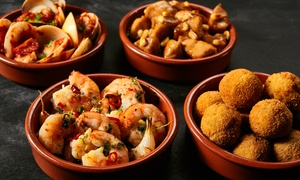 Viva Café: Choice of Tapas Plates from R59 for Two at Viva Café (Up to 51% Off)