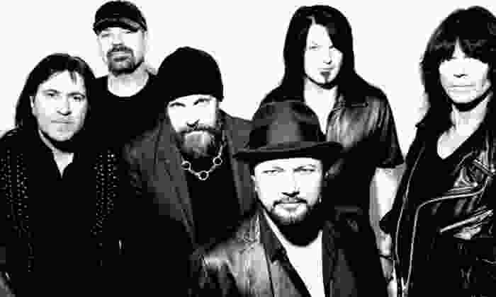 Queensryche Starring Geoff Tate - House of Blues Dallas: $17 to See Queensryche Starring Geoff Tate at House of Blues Dallas on March 27 (Up to $34.75 Value)