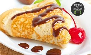 Madid Festas: Madid Festas: buffet de crepes em domicílio para 30, 50 ou 80 pessoas