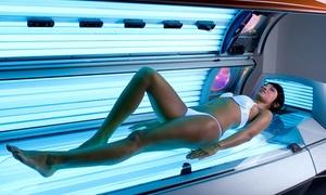 Miami Sun Mendoza: 2 o 4 sesiones de cama solar intermedia o fuerte en Miami Sun Mendoza