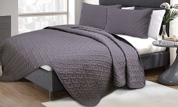 1000TC 3-Piece Embossed Comforter Set