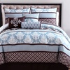 Beckham Reversible Comforter Set (7-Piece)