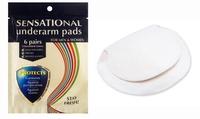 5-Pack Disposable Underarm Dress Shields