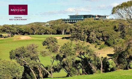 Portsea: 1 to 3 Nights for Two People with Breakfast, Wine and Option for Golf at Mercure Portsea and Portsea Golf Club