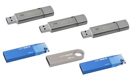 Kingston 832GB Flash Drive/USB Stick/Data Traveller