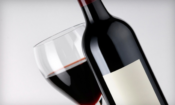 Life's A Cabernet - Wicker Park: $35 for Five Bottles of Wine at Life's A Cabernet (Up to $76 Value)