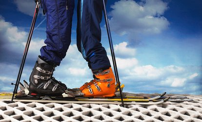Two-Hour Ski Pass for Up to Four at Ski Rossendale (40% Off)