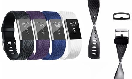 Pulseras de recambio compatibles con relojes de actividad Fitbit®
