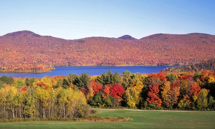null - Ottawa: Stay with Breakfast at The Mountain Top Inn & Resort in Chittenden, VT