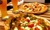 Piecraft Pizza Bar - North Wantagh: Craft-It-Yourself Gourmet Pizza at Piecraft Pizza Bar (Up to 43% Off). Two Options Available.