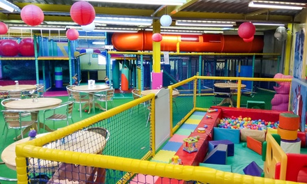 Soft Play Entry for Two to Fun Zone (Up to 61% Off)