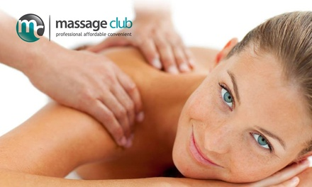 $59 for One hour Relaxation Massage including a Coconut or Aromatherapy Oil, Two Locations (Up to $119.95 Value)