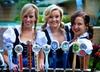 Up to 49% Off German Sausage & Beer Package at Bier Garten