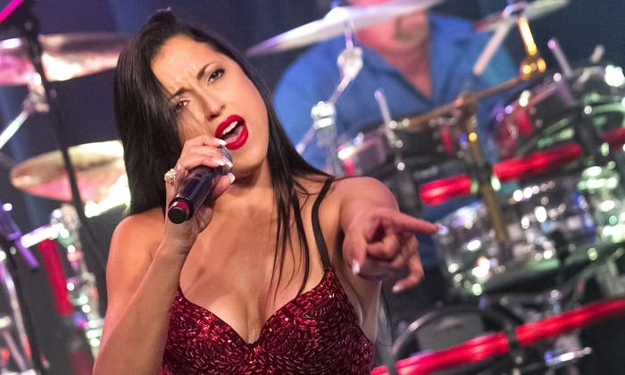 Selena's 45th Birthday Tribute Concert - NYCB Theatre at Westbury: Selena's 45th Birthday Tribute Concert on Saturday, April 16, at 8 p.m.