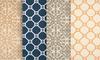 Safavieh Geometric 4'x6' Cedar Brook Area Rugs: Safavieh Geometric 4'x6' Cedar Brook Area Rugs