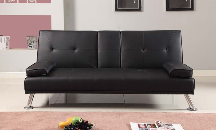 Reel Sofa Bed with Optional Bluetooth Speakers