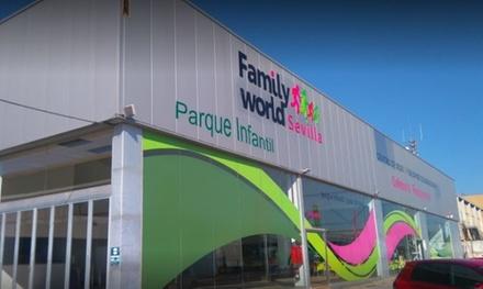 2, 4 o 6 horas de acceso al parque Family World Sevilla desde 6 €