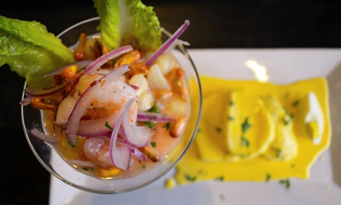 Ceviche Piano - Miami: Five-Course Peruvian Dinner  for Two or Four at Ceviche Piano (Up to 49% Off)