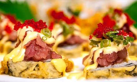 $22 for $40 Worth of Sushi and Asian Food at Passion Fin