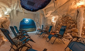 Up to 60% Off Salt-Cave Session at Salt Therapy Grotto, plus 6.0% Cash Back from Ebates.