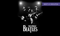 The Upbeat Beatles, 1 April at The Spa Pavilion (Up to 50% Off)
