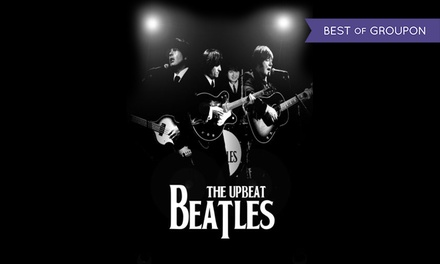 The Upbeat Beatles, 1 April at The Spa Pavilion