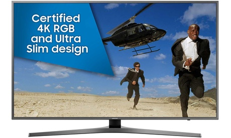 Smart TV Samsung LED 40' 4K Ultra HD (envío gratuito)