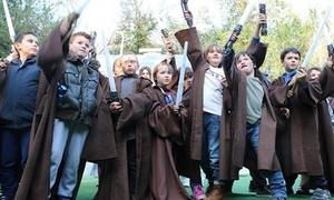 Star Wars Montecatini: Ingresso allo Star Wars Montecatini per 2, 3 o 4 persone (sconto fino a 45%). Valido in 2 sedi