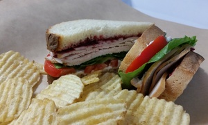 Tasteful Business Catering: $41 for $75 Worth of Catering Services — Tasteful Business Catering