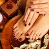 Up to 53% Off Spa Manicure-Pedicure