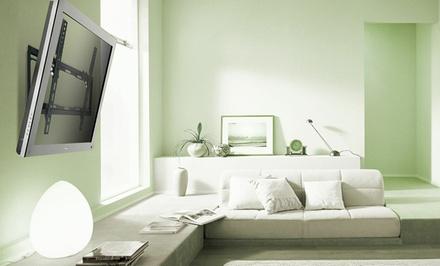 Argom Tilt TV Wall Mounts from $24.99–$31.99