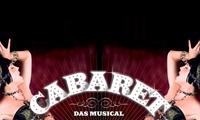 """1 Ticket für """"Cabaret – Das Musical"""" am Termin nach Wahl im TIPI AM KANZLERAMT (41% sparen)"""