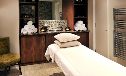 image for Spa Package with One or Two Treatments, Lunch and Wine for One or Two at De Vere Selsdon Estate (Up to 50% Off)