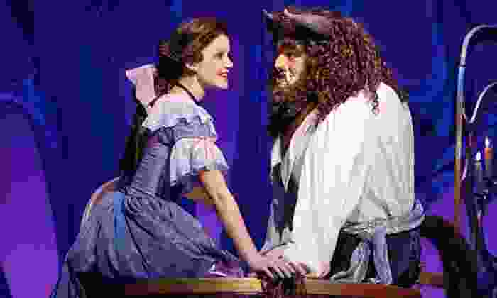 """Disney's """"Beauty and the Beast"""" - Clearwater: Disney's """"Beauty and the Beast"""" Musical at Ruth Eckerd Hall on August 1, 2, or 5 at 7 p.m. or 7:30 p.m. (Up to Half Off)"""