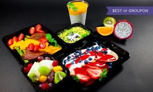 eatBOX: Tygodniowy plan żywieniowy (2,99 zł) lub catering dietetyczny 1000 kcal (od 69,99 zł) i więcej opcji w eatBOX