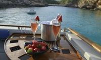 Excursión en barco con patrón para 4 o 6 personas desde 129 € en Mallorca en barco