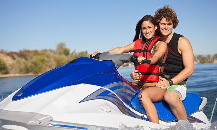 Simply Great Power Sports - Miami Gardens: Up to 51% Off jet ski rental at Simply Great Power Sports